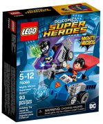 LEGO DC Comics Super Heroes 76068 - Mighty Micros : Superman contre Bizarro pas cher
