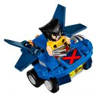 LEGO Marvel 76073 Mighty Micros : Wolverine contre Magneto