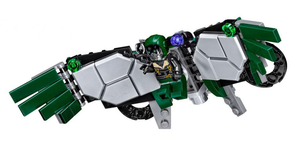 Heroes Super 76083 Lego L'attaque Aérienne Vautour Marvel De qMpSUzV