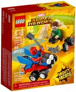 LEGO Marvel Super Heroes 76089 Mighty Micros : Scarlet Spider contre Sandman