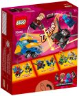 LEGO Marvel Super Heroes 76090 Mighty Micros : Star-Lord contre Nebula