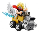 LEGO Marvel Super Heroes 76091 Mighty Micros : Thor contre Loki