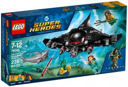 LEGO DC Comics 76095 Aquaman et l'attaque de Black Manta