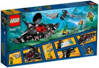 LEGO DC Comics Super Heroes 76095 Aquaman et l'attaque de Black Manta