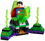LEGO DC Comics Super Heroes 76096 L'union de Superman et Krypto