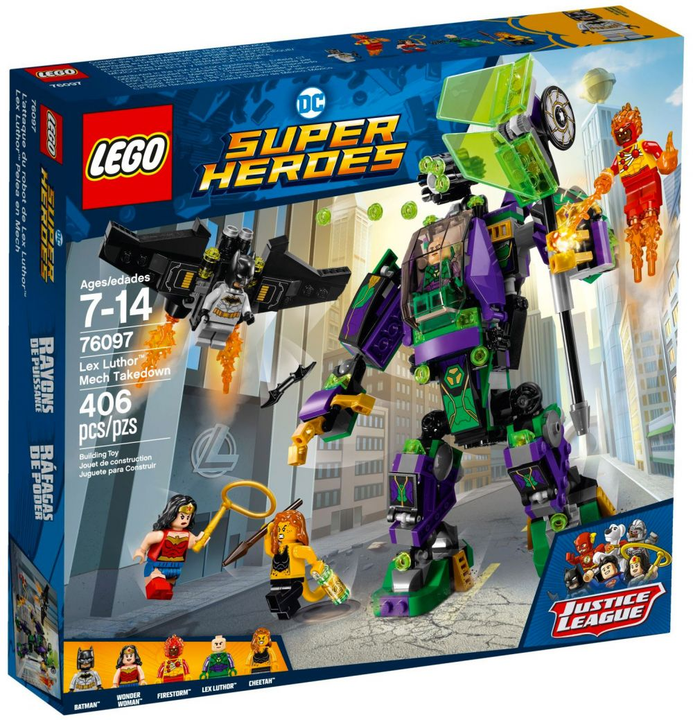 Unusual pieces include Shocker's gloves - the only other set I've seen those in were for Ms. Marvel in LEGO Super Heroes Captain America Jet Pursuit Building Kit ( Pieces). Also Spiderman has the new powerblast pieces and the web blogdumbwebcs.tks: 4.