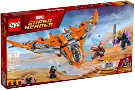 LEGO Marvel Super Heroes 76107 Le combat ultime de Thanos