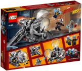 LEGO Marvel Super Heroes 76109 A la découverte de Quantum Realm (Ant-Man and the Wasp)