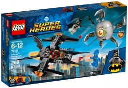 LEGO DC Comics Super Heroes 76111 Batman et la revanche de Brother Eye