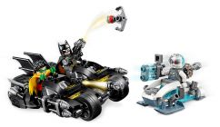 LEGO DC Comics Super Heroes 76118 Mr. Freeze contre le Batcycle