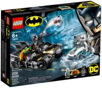 LEGO DC Comics Super Heroes 76118 - Mr. Freeze contre le Batcycle pas cher