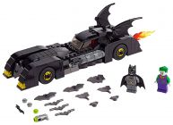 LEGO DC Comics Super Heroes 76119 Batmobile : la poursuite du Joker