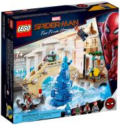 LEGO Marvel 76129 Spider man et l'attaque d'Hydro-Man