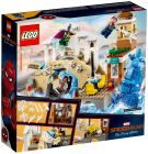 LEGO Marvel Super Heroes 76129 Spider man et l'attaque d'Hydro-Man