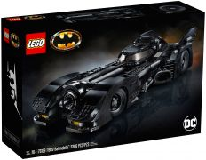 LEGO DC Comics 76139 La Batmobile de 1989