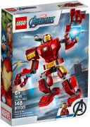 LEGO Marvel Super Heroes 76140 Le robot d'Iron Man