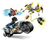 LEGO Marvel 76142 L'attaque du Speeder Bike des Avengers