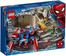 LEGO Marvel 76148 Spider-Man contre Docteur Octopus