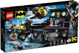 LEGO DC Comics 76160 La base mobile de Batman