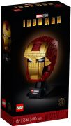 LEGO Marvel 76165 Casque d'Iron Man