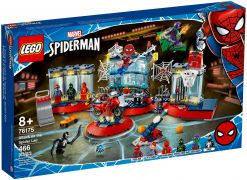LEGO Marvel 76175 L'attaque contre le repaire de Spider