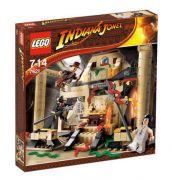 LEGO Indiana Jones 7621 - Le tombeau aux serpents pas cher