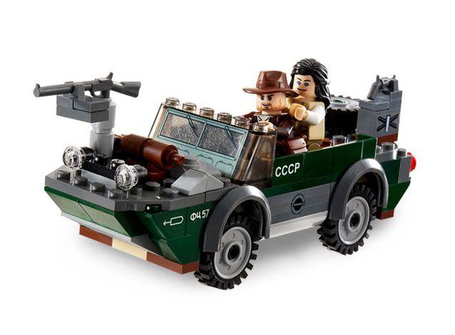 7625 Sur Rivière Indiana Lego La Jones Poursuite wyNvn0mO8