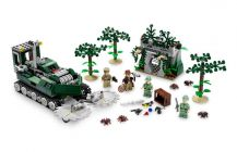 LEGO Indiana Jones 7626 Le débroussailleur de la jungle