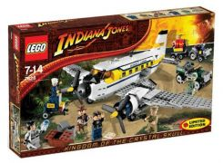 LEGO Indiana Jones 7628 - Danger au Pérou pas cher