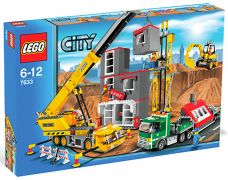 LEGO City 7633 Le chantier