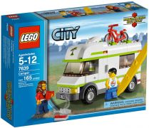 LEGO City 7639 Le camping-car