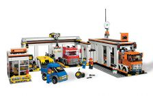 LEGO City 7642 Le garage