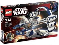 LEGO Star Wars 7661 Jedi Starfighter with Hyperdrive Booster Ring