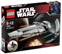 LEGO Star Wars 7663 Sith Infiltrator