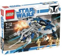LEGO Star Wars 7678 Droid Gunship