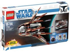 LEGO Star Wars 7752 Count Dooku's Solar Sailer