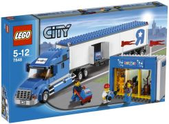 LEGO City 7848 Toys R Us City Truck
