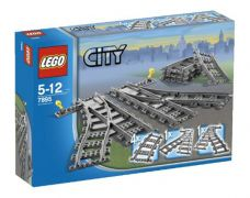LEGO City 7895 Les aiguillages