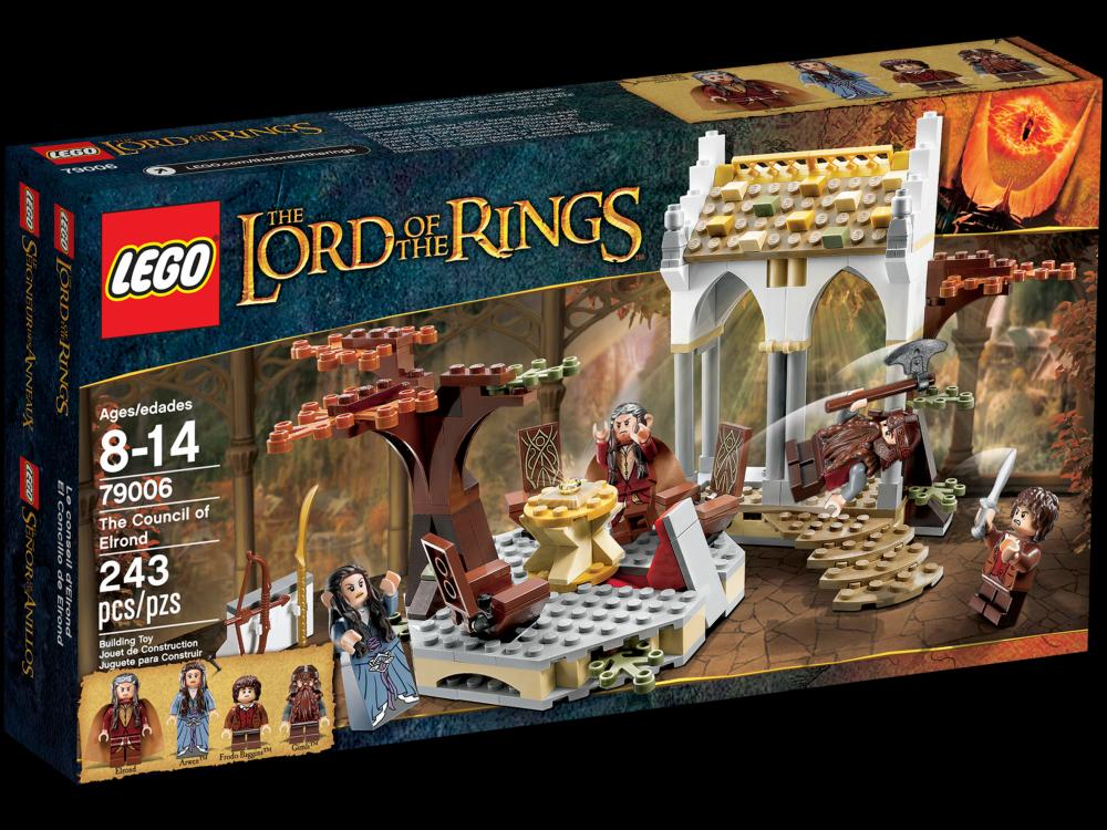 Des CherConseil Lego Pas Seigneur D'elrond Le Anneaux 79006 MqUGSzVp