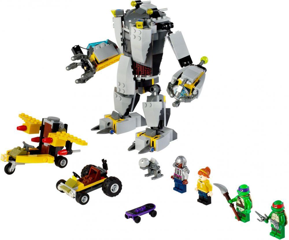 LEGO Tortues Ninja 79105 Pas Cher