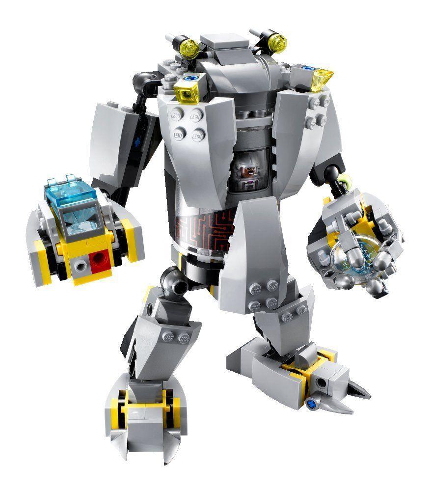 Lego tortues ninja 79105 pas cher l 39 attaque du robot de for Lago tartarughe