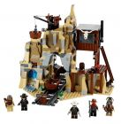 LEGO The Lone Ranger 79110 L'attaque de la mine d'argent