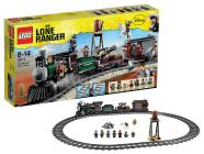 LEGO The Lone Ranger 79111 Course poursuite dans le train