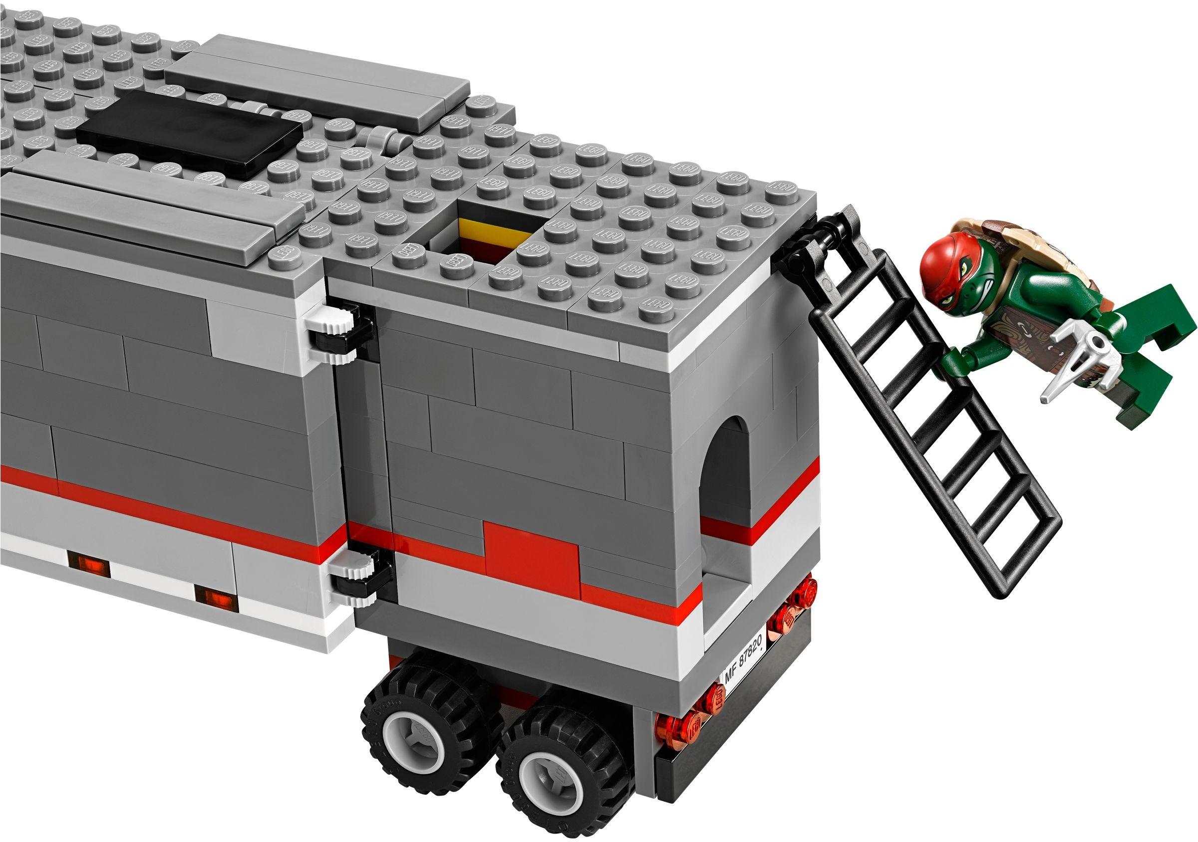 LEGO Tortues Ninja 79116 Pas Cher