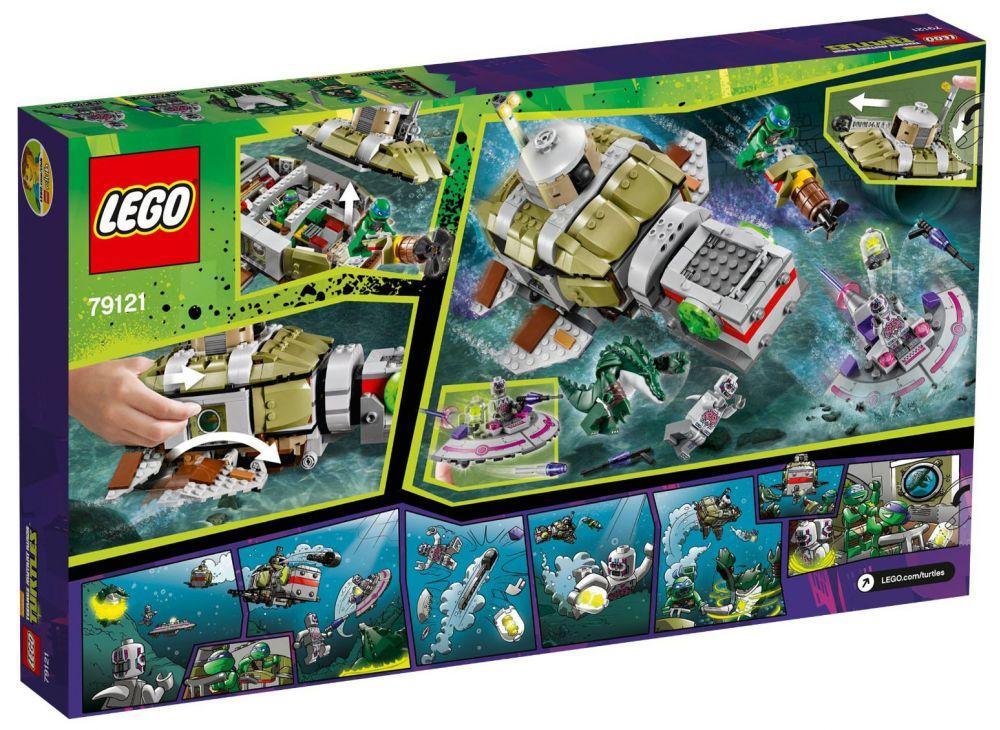 79121-Course Poursuite Sous-marine De LEGO