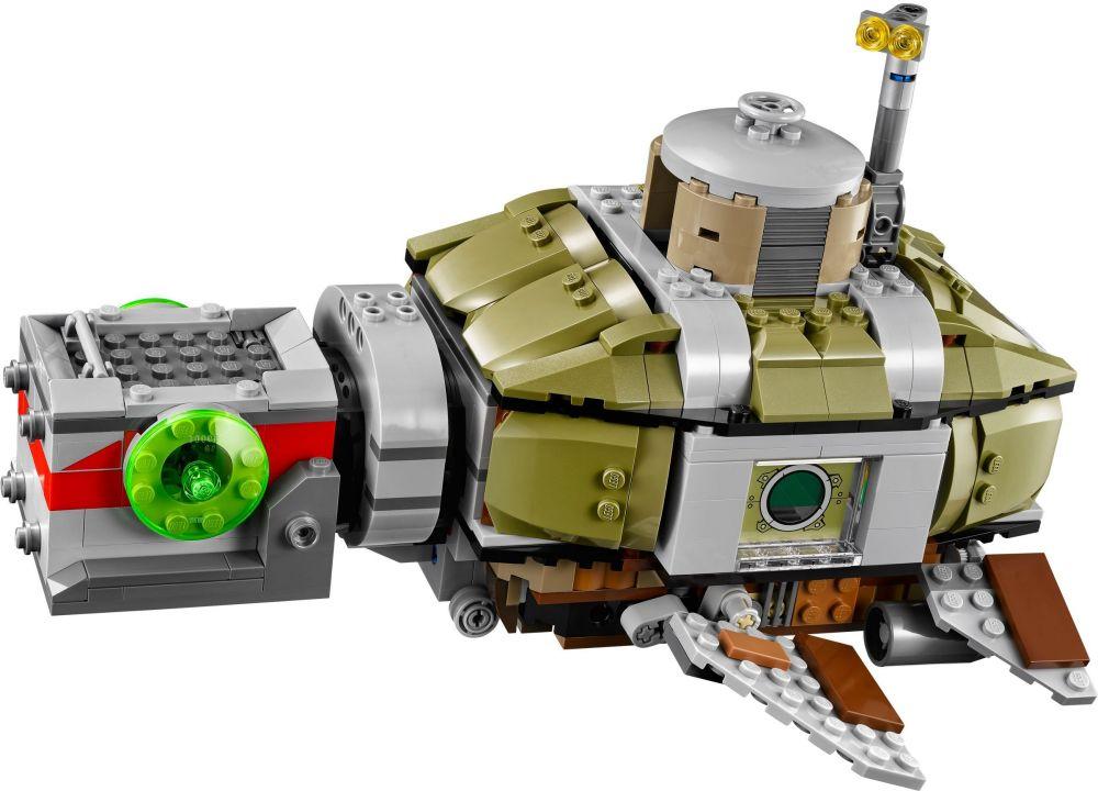 LEGO Tortues Ninja 79121 Pas Cher, Course-poursuite Sous-marine