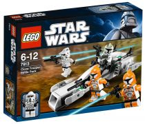 LEGO Star Wars 7913 - Clone Trooper Battle Pack pas cher