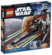 LEGO Star Wars 7915 - Imperial V-wing Starfighter pas cher