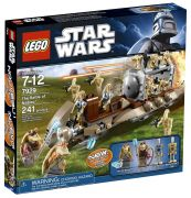 LEGO Star Wars 7929 - The Battle of Naboo pas cher