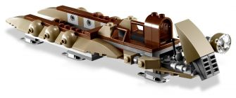 LEGO Star Wars 7929 The Battle of Naboo